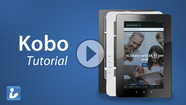 How-To Tutorials: Download eBooks to Kob... by World Public Library